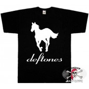 Футболка DEFTONES - White Pony