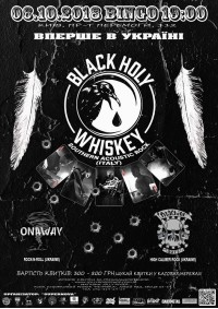 BLACK HOLY WHISKEY