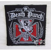 НАШИВКА FIVE FINGER DEATH PUNCH