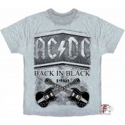 ФУТБОЛКА AC/DC - BACK IN BLACK