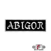 Нашивка вышитая Abigor