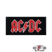 Нашивка вышитая AC-DC Logo