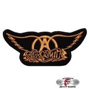 Нашивка вышитая Aerosmith
