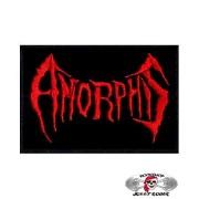 Нашивка вышитая Amorphis