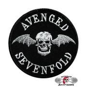 Нашивка вышитая Avenged Sevenfold