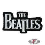 Нашивка вышитая Beatles вырезанная
