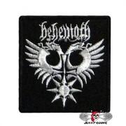 Нашивка вышитая Behemoth