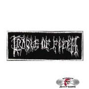 Нашивка вышитая Cradle Of Filth Logo