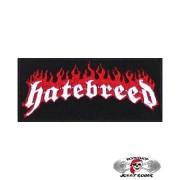 Нашивка вышитая Hatebreed