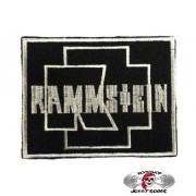 Нашивка вышитая Rammstein эмблема