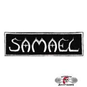 Нашивка вышитая Samael