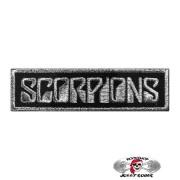 Нашивка вышитая Scorpions