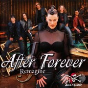 CD + DVD After Forever ‎– Remagine
