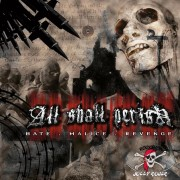 CD All Shall Perish ‎– Hate.Malice.Revenge