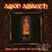 CD Amon Amarth ‎– Once Sent From The Golden Hall