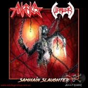 CD Anabios / Warwar - Samhain Slaughter (Split)