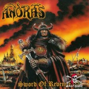 CD Andras ‎– Sword Of Revenge