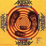 CD Anthrax – State Of Euphoria