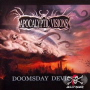 CD Apocalyptic Visions ‎– Doomsday Device