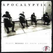 CD Apocalyptica ‎– Plays Metallica By Four Cellos