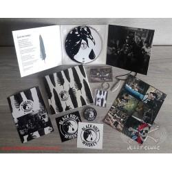 CD DELUXE PACK BLACK HOLY WHISKEY - BLACK HOLY WHISKEY