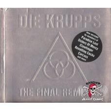 CD Die Krupps – The Final Remixes