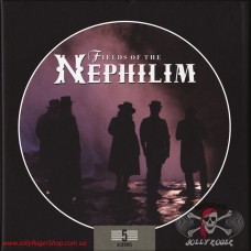CD-BOX Fields Of The Nephilim ‎– 5 Albums