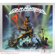 CD Gamma Ray – Lust For Live