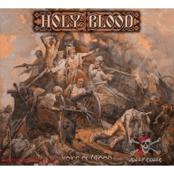 CD Holy Blood – Voice Of Blood