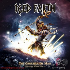 CD Iced Earth – The Crucible Of Man: Something Wicked Part 2