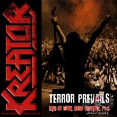 CD Kreator ‎– Terror Prevails (Live At Rock Hard Festival), Pt. 2