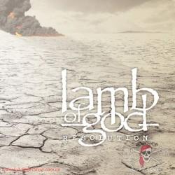 CD Lamb Of God – Resolution