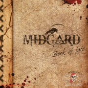 CD + Book Midgard - Book Of Fate
