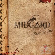 CD + Book Midgard - Book Of Fate