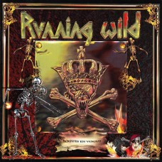 CD Running Wild ‎– Rogues En Vogue