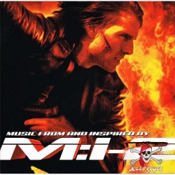 CD Music From And Inspired By M:I-2 - Various