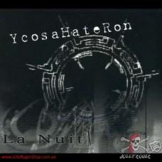CD YcosaHateRon – La Nuit
