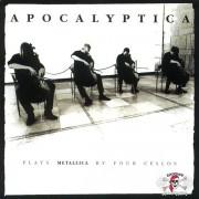 CD Apocalyptica – Plays Metallica By Four Cellos