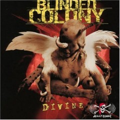 CD Blinded Colony ‎– Divine
