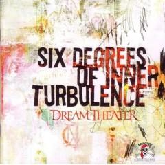 CD Dream Theater – Six Degrees Of Inner Turbulence