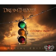 CD + DVD Dream Theater ‎– Systematic Chaos (Special Edition)