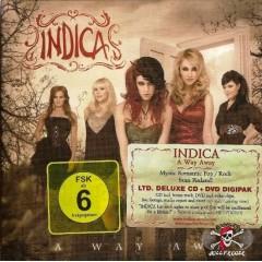 CD + DVD Indica – A Way Away