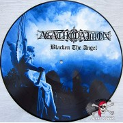 VINYL Agathodaimon ‎– Blacken The Angel