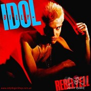 Vinyl Billy Idol – Rebel Yell