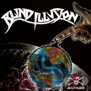 Vinyl Blind Illusion ‎– The Sane Asylum