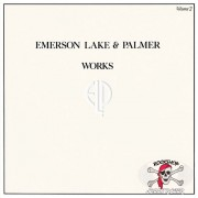 Vinyl Emerson, Lake & Palmer – Works Volume 2