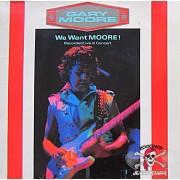 Vinyl Gary Moore – We Want Moore!
