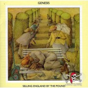 Vinyl Genesis – Selling England By The Pound