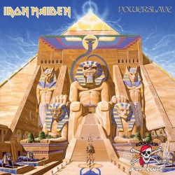 Vinyl Iron Maiden ‎– Powerslave