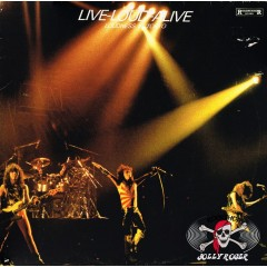 Vinyl Loudness ‎– Live-Loud-Alive (Loudness In Tokyo)